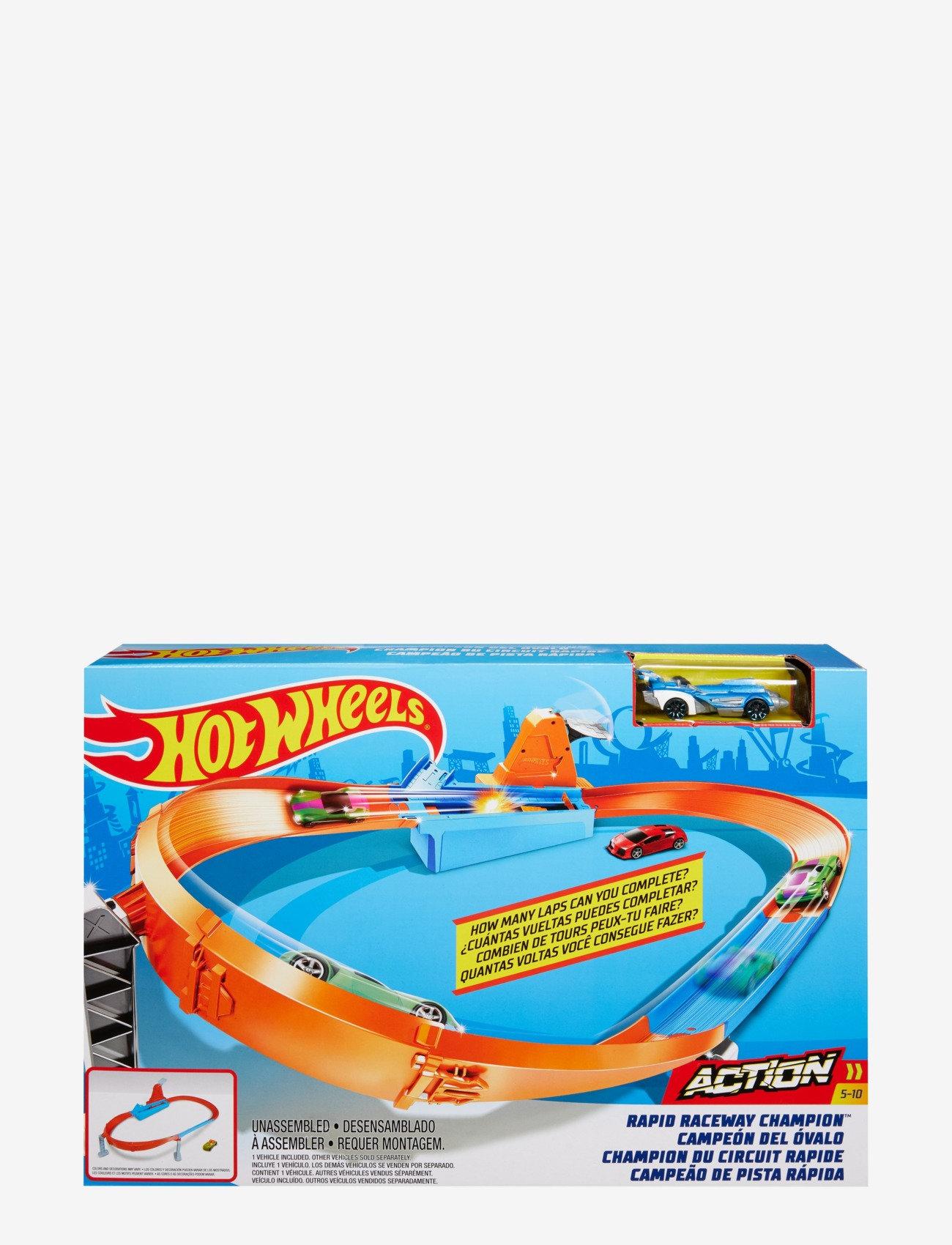 Hot Wheels® Rapid Raceway Champion™ Play Set