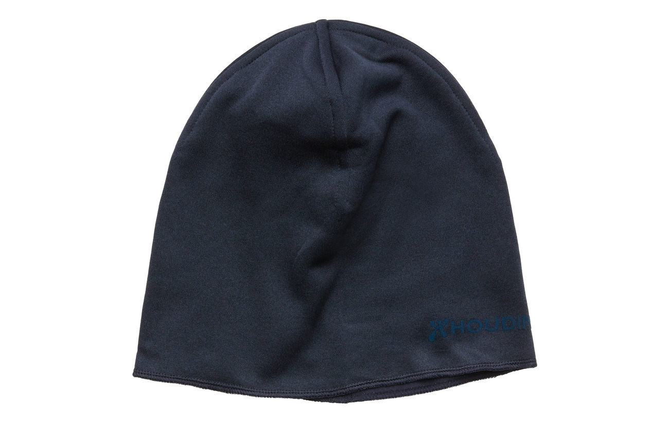 Houdini Toasty Top Hat Heather - BLUE ILLUSION