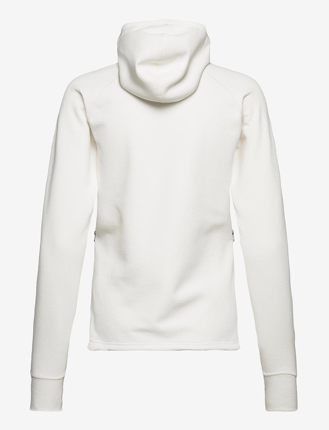 Houdini - W's Mono Air Houdi dulcet Pink XS - hoodies - powderday white - 1