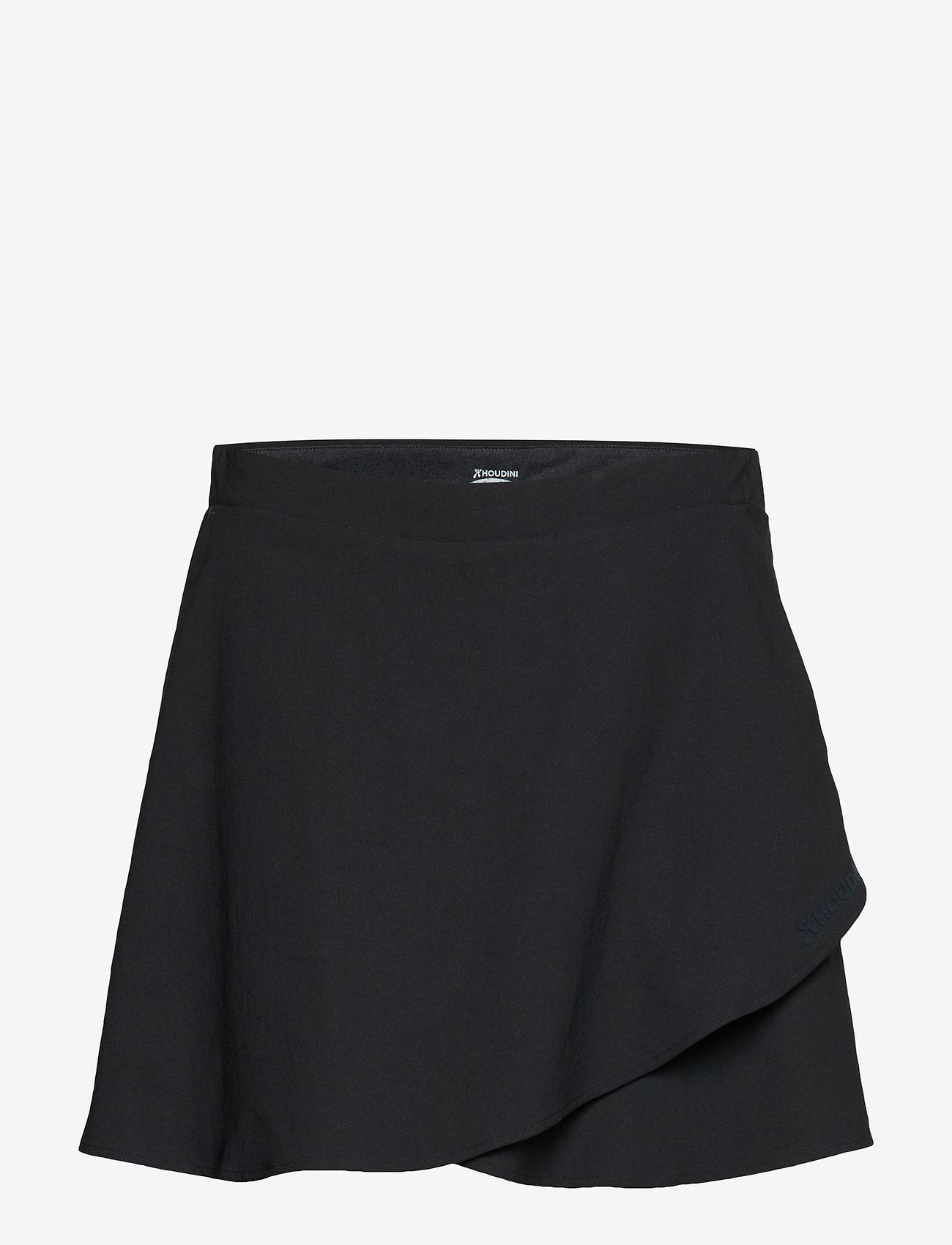 Houdini - W's Skort - sports skirts - true black