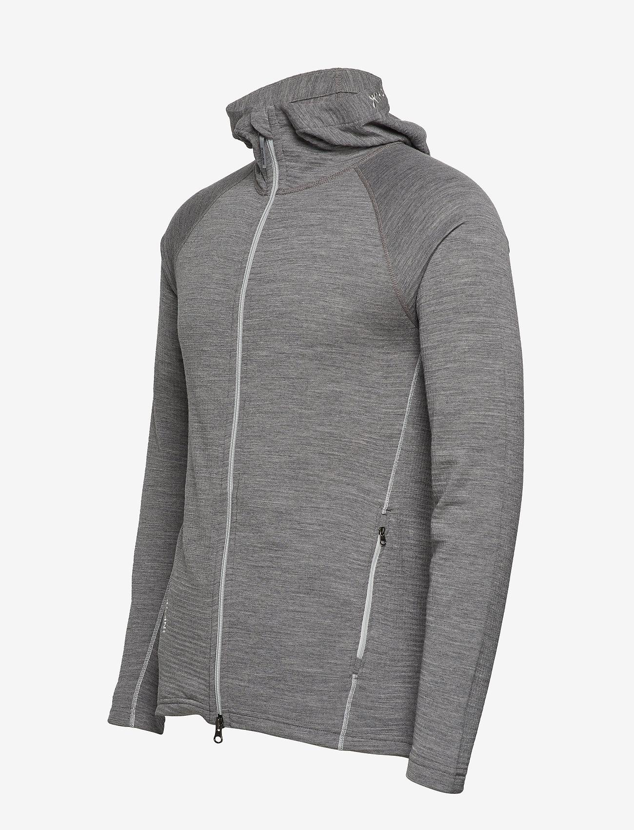 Houdini M's Wooler Houdi college grey S - Sweatshirts COLLEGE GREY - Menn Klær