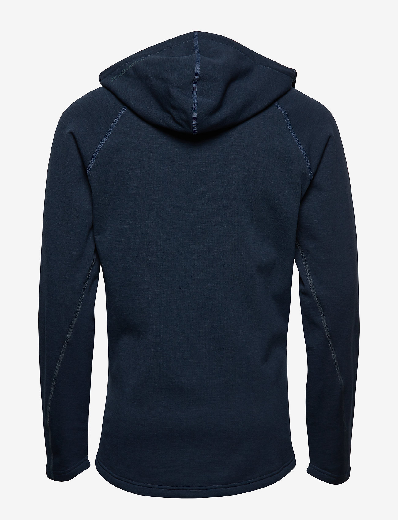 Houdini - M's Outright Houdi - mittlere lage aus fleece - cloudy blue - 1