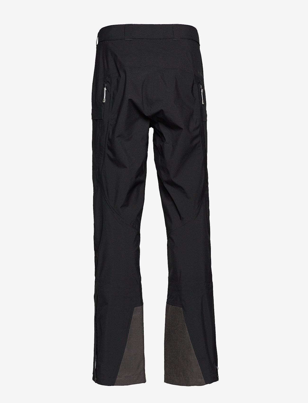 Houdini M's Angular Pant - Bukser TRUE BLACK - Menn Klær