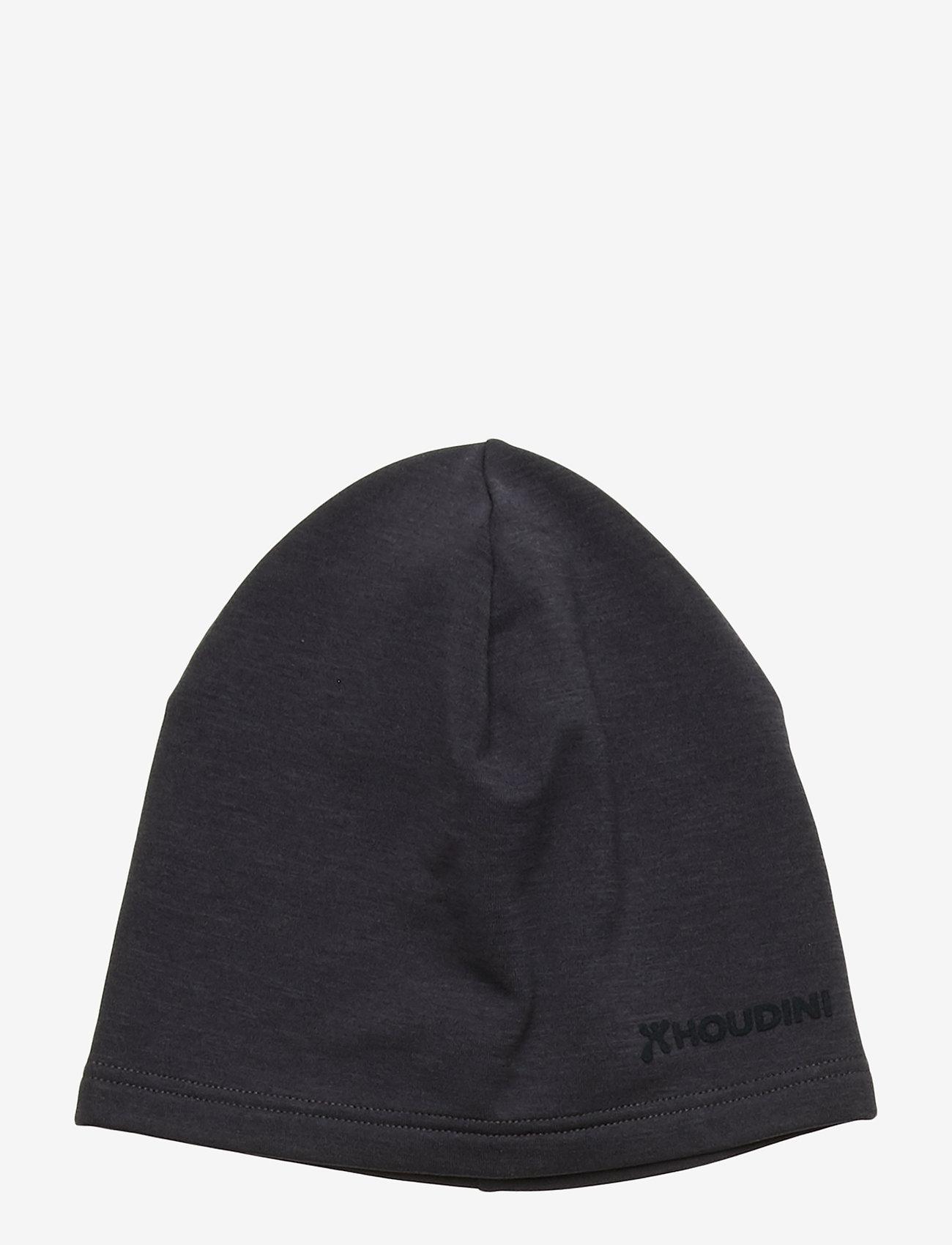 Houdini - Outright Hat ground grey S - bonnet - rock black - 0