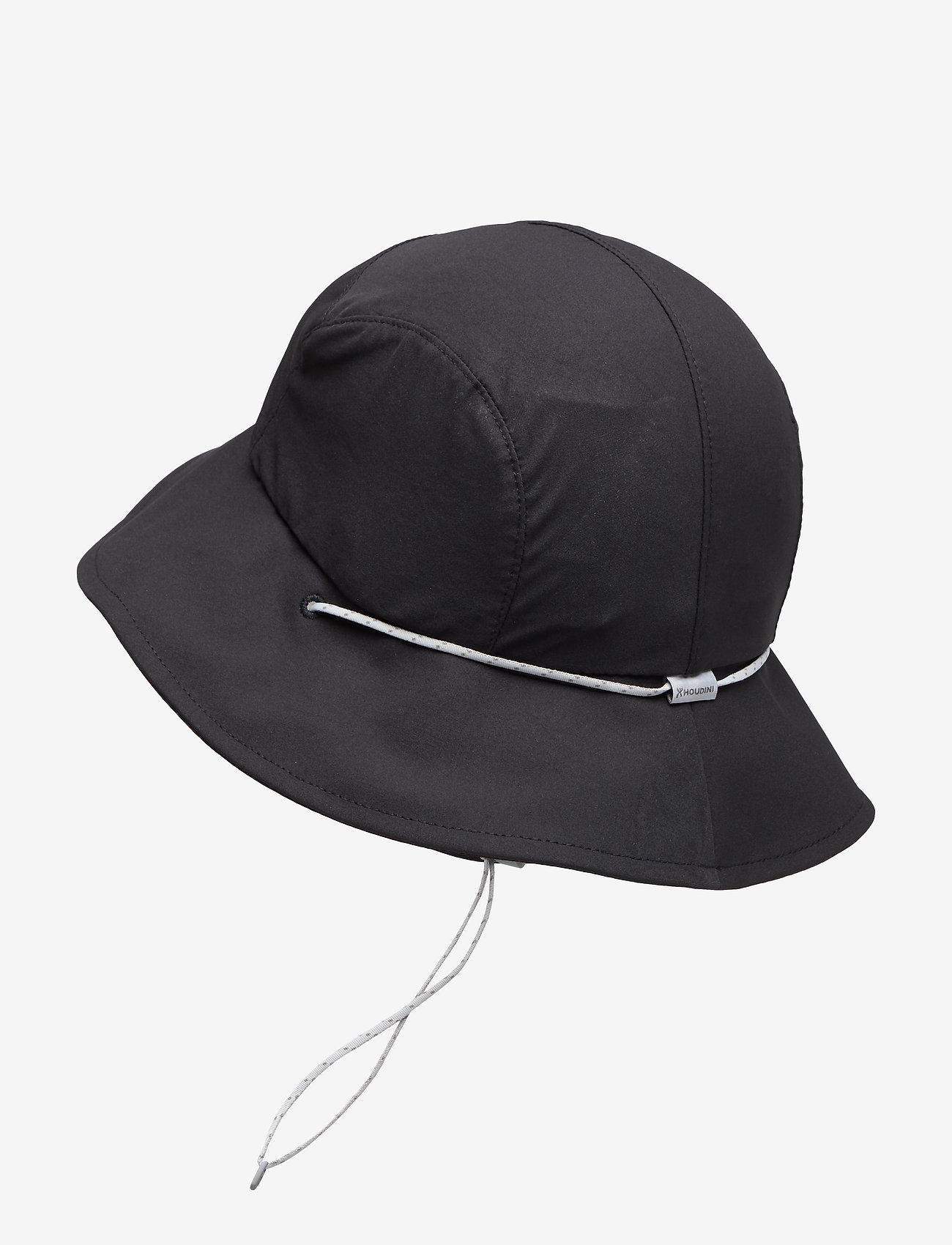 Houdini - Gone Fishing Hat true black S/M - bucket hats - true black - 1
