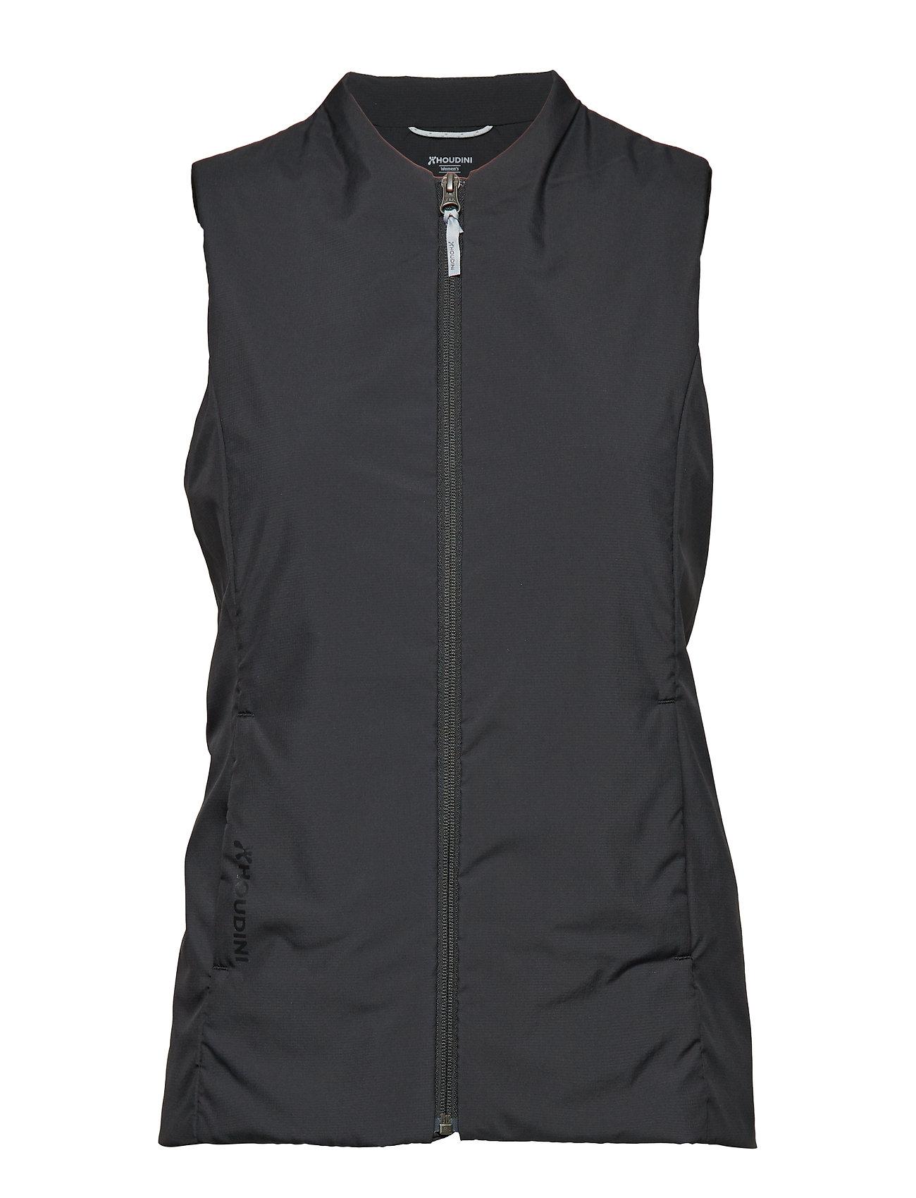 Houdini W's Venture Vest - TRUE BLACK