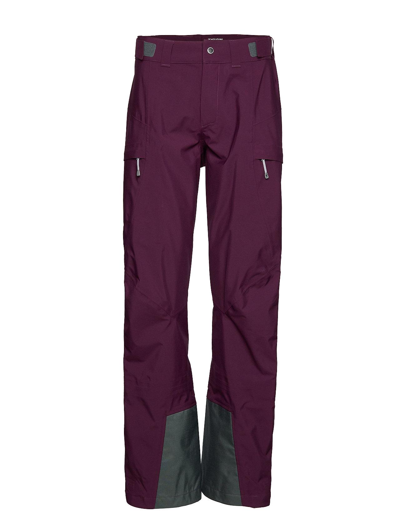 Image of W'S Angular Pant Sport Pants Lilla Houdini (3252228285)