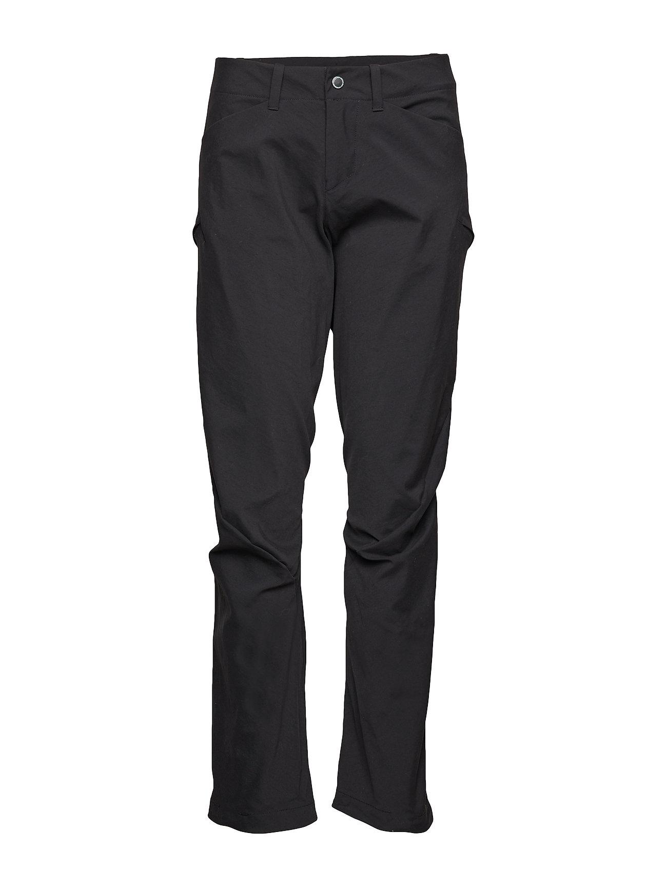 Houdini W's Skiffer Pants - TRUE BLACK