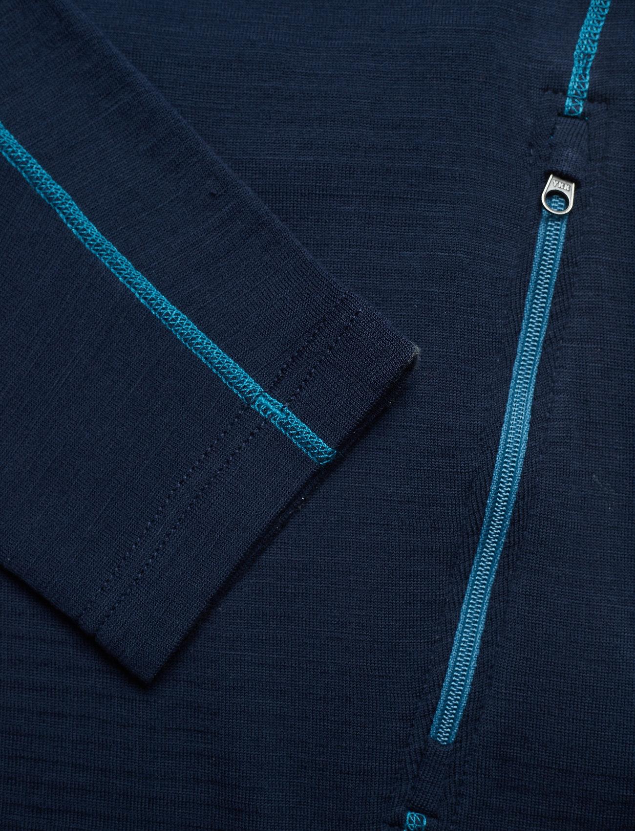 Houdini M's Wooler Houdi college grey S - Sweatshirts BLUE ILLUSION - Menn Klær