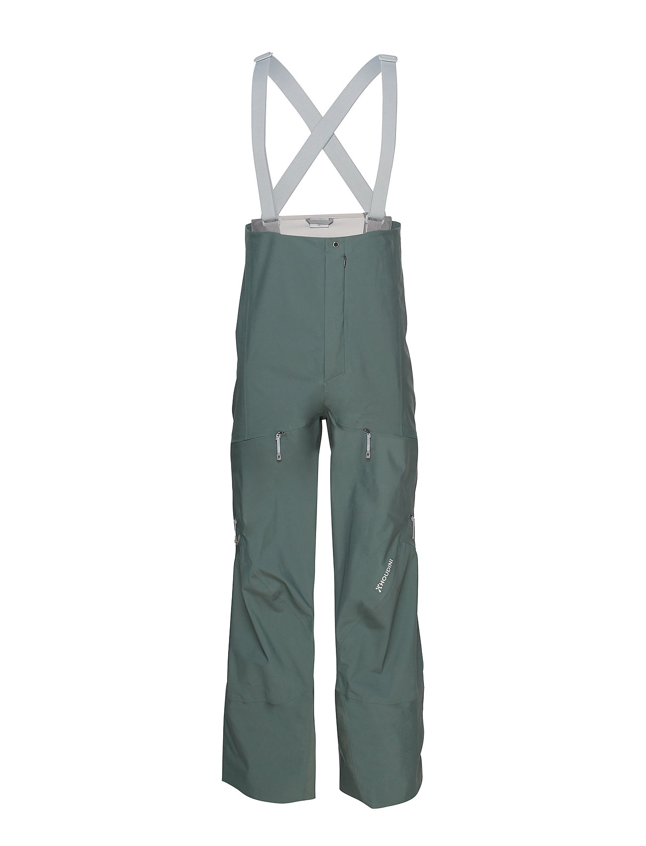 Houdini M's Rollercoaster Pants - DEEPER GREEN