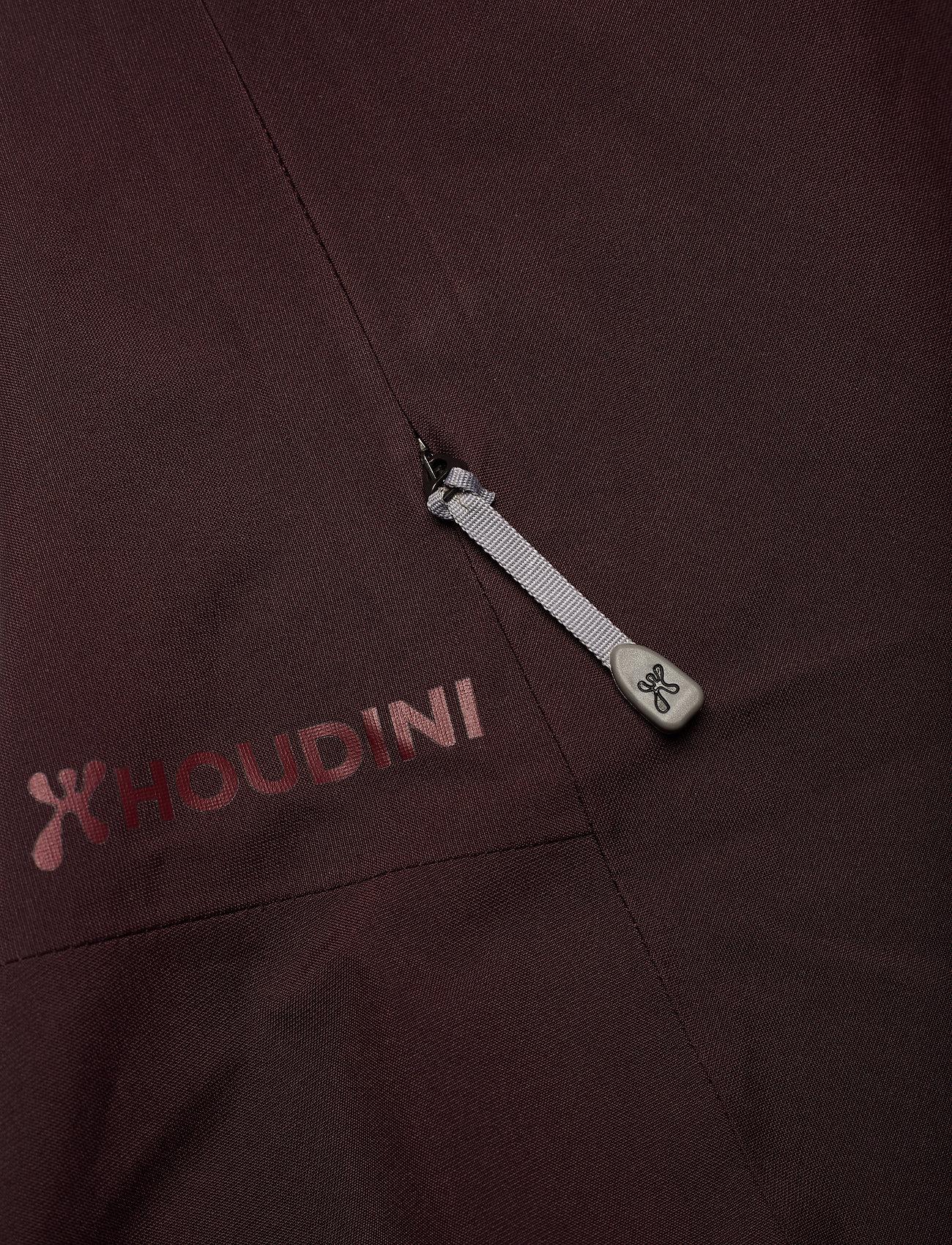 Houdini M's RollerCoaster Pants - Bukser RED ILLUSION - Menn Klær