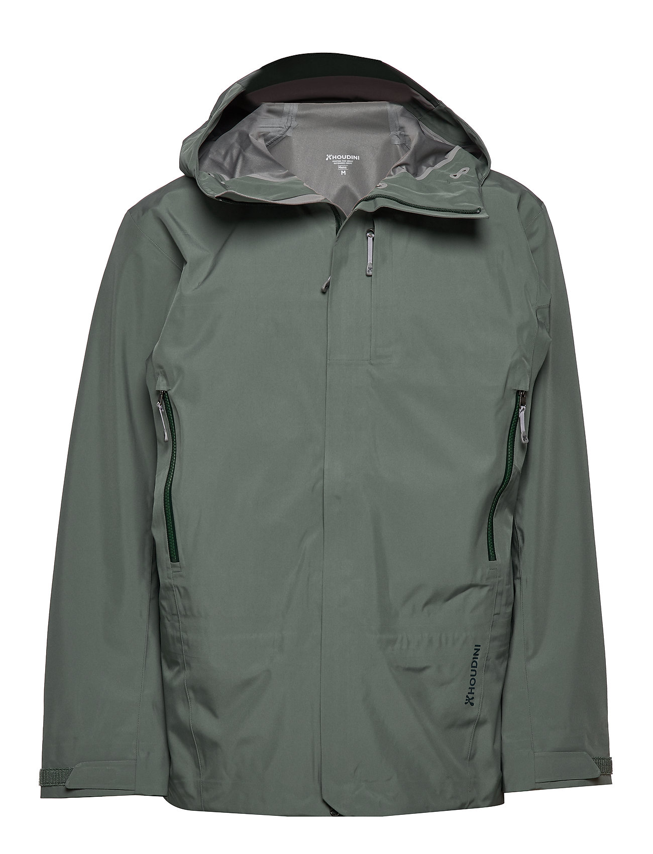 Houdini M's D Jacket - STORM GREEN