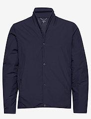 Houdini - M's Enfold Jacket - thermojacken - bucket blue - 0