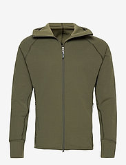 Houdini - M's Mono Air Houdi willow green S - basic-sweatshirts - willow green - 2