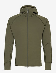 Houdini - M's Mono Air Houdi willow green S - basic-sweatshirts - willow green - 0