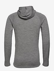 Houdini - M's Wooler Houdi college grey S - wool midlayer - college grey - 1