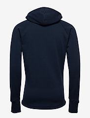 Houdini - M's Power Houdi trueblack/trueblack S - fleece - blue illusion - 2