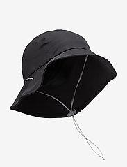 Houdini - Gone Fishing Hat true black S/M - bucket hats - true black - 0