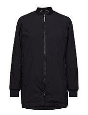 W's Pitch Jacket - TRUE BLACK