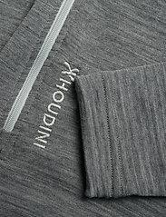 Houdini - W's Wooler Houdi college grey XS - mellomlag i ull - college grey - 3