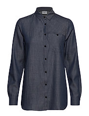 W's Out And About Shirt - BLUE ILLUSION