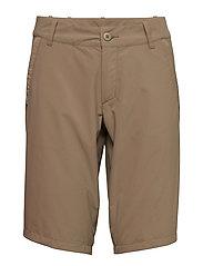 W's MTM Thrill Twill Shorts - REED BEIGE