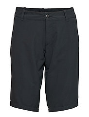W's MTM Thrill Twill Shorts - ROCK BLACK