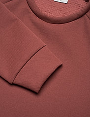 Houdini - M'sono Air Crew - basic-sweatshirts - terra red - 2