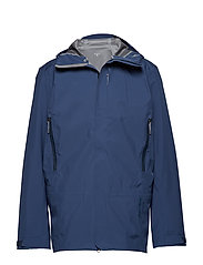 M's D Jacket - BLURRED BLUE