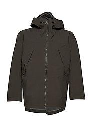 M'seeward Jacket - BAREMARK GREEN