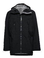 M's Leeward Jacket - TRUE BLACK