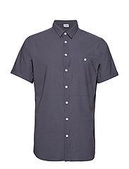 M's Shortsleeve Shirt - BIG BANG BLUE