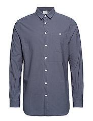 M's Longsleve Shirt - BIG BANG BLUE