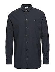M's Longsleve Shirt - TRUE BLACK