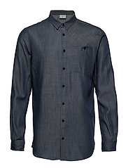 M's Out And About Shirt - BLUE ILLUSION