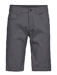 M's Way To Go Shorts - ROCK BLACK
