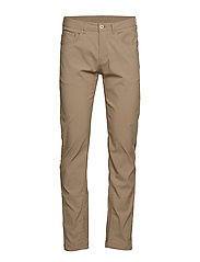 M's Way To Go Pants - REED BEIGE