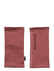 Power Wrist Gaiters - RASPBERRY RUSH RED