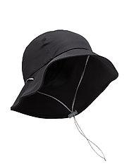 Gone Fishing Hat true black S/M - TRUE BLACK