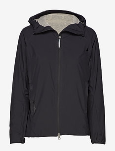 W's Wisp Jacket - TRUE BLACK