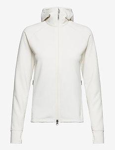 W's Mono Air Houdi - fleece - powderday white