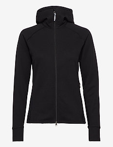 W's Mono Air Houdi - fleece - true black