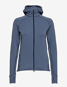 W's Power Houdi - mid layer-takit - sorrow blue