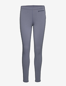 W's Long Power Tights - underdele - spokes blue