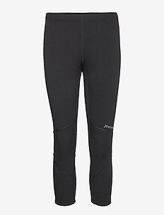 W's Drop Knee Power Tights - alaosat - true black