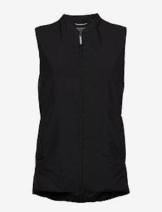 W's Venture Vest - TRUE BLACK