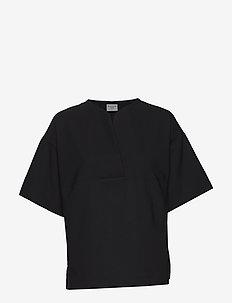 W's Cosmo Top - t-shirts - true black
