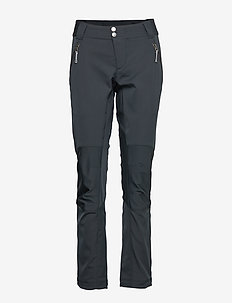W's Motion Pants - wandelbroeken - true black