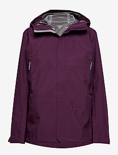 W's D Jacket - skijakker - pumped up purple