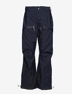W's Purpose Pants - TRUE BLACK